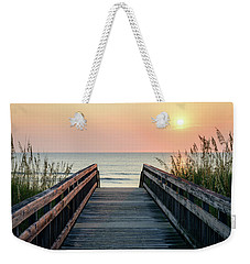 Beyond The Sea Weekender Tote Bag