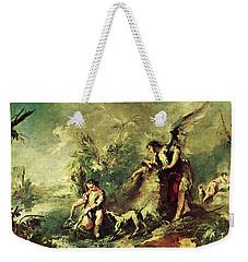 Tobias Fishing Weekender Tote Bag