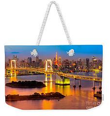 Tokyo - Japan Weekender Tote Bag