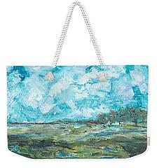 Toward Pinckney Island Weekender Tote Bag
