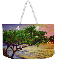 Weekender Tote Bag featuring the photograph Tranquility  ... by Chuck Caramella