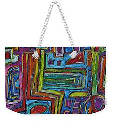 Caribbean Treasure Map 2 Weekender Tote Bag