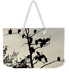 Tree For The Hungry Weekender Tote Bag
