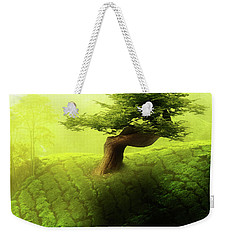 Tree Of Life Weekender Tote Bag by Mo T