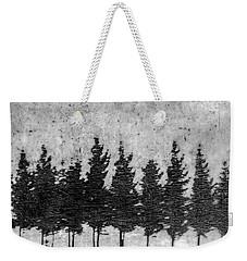 Tree Road Weekender Tote Bag