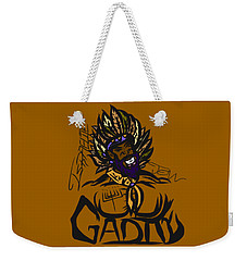 Tribe Of Gad Weekender Tote Bag