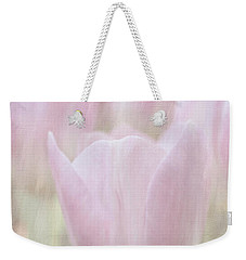 Tulip Dream Weekender Tote Bag by Arlene Carmel