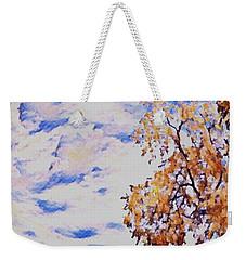 Turning And Turning Weekender Tote Bag