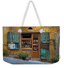 Tuscany Wine Shop 2 Weekender Tote Bag