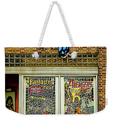 Twril Weekender Tote Bag by Michael Nowotny
