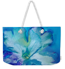 Underwater Flower Abstraction 7 Weekender Tote Bag