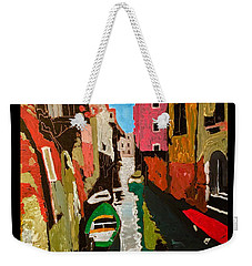 Unfinished Venice Italy  Weekender Tote Bag