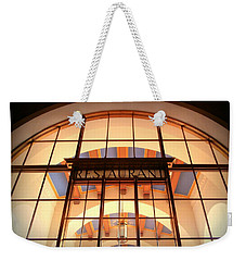 Union Station Weekender Tote Bag by Karyn Robinson