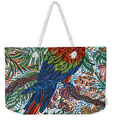 Unpaired Weekender Tote Bag