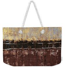 Untitled No. 4 Weekender Tote Bag by Julie Niemela