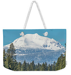 Up To The Mountain Weekender Tote Bag