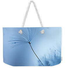 Weekender Tote Bag featuring the photograph Upright by Rebecca Cozart