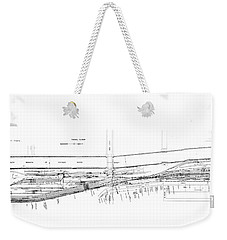 Valuation Map Boct Weekender Tote Bag