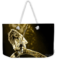 Van Halen Eddie Van Halen Collection Weekender Tote Bag