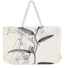 Vanilla Weekender Tote Bag