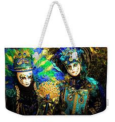 Venice Carnival I '17 Weekender Tote Bag by Yuri Santin