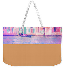 Venice Italy Weekender Tote Bag by George Robinson