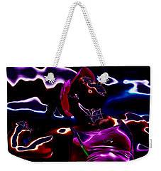 Venus Williams Match Point Weekender Tote Bag by Brian Reaves