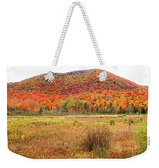 Vermont Foliage 1 Weekender Tote Bag