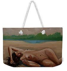 Vespera Sine Arbitris Weekender Tote Bag