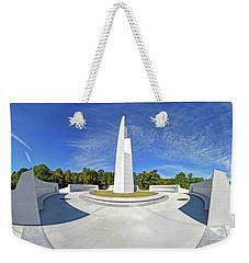 Veterans Freedom Park, Cary Nc. Weekender Tote Bag