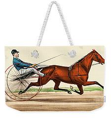 Victorian Jockey Weekender Tote Bag