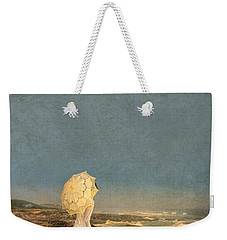 Victorian Lady By The Sea Weekender Tote Bag by Jill Battaglia