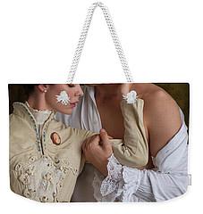 Victorian Lovers Weekender Tote Bag