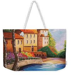 Villas By The Sea Weekender Tote Bag