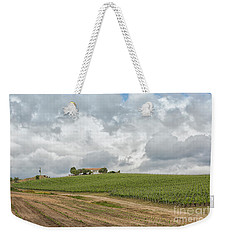 Vineyard In Sardinia Weekender Tote Bag