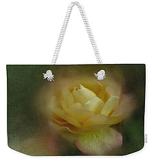 Vintage October Rose  Weekender Tote Bag by Richard Cummings
