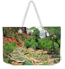 Virgin River Weekender Tote Bag