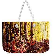 Visionaries Weekender Tote Bag