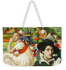 Visiting Matisse Weekender Tote Bag