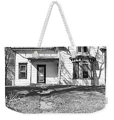 Visiting The Old Homestead Weekender Tote Bag