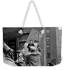 Vivian Maier Self Portrait Probably Taken In Chicago Illinois 1955 Weekender Tote Bag