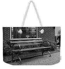 Waiting Weekender Tote Bag