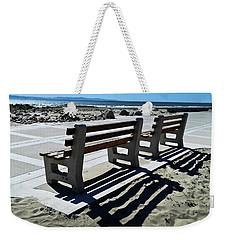 Waiting Weekender Tote Bag by Joe  Palermo