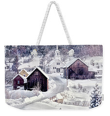 Waits River, Vt Weekender Tote Bag