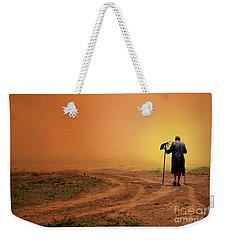 Walk Weekender Tote Bag by Charuhas Images