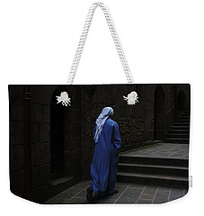 Walk Of Faith Weekender Tote Bag