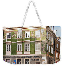 Weekender Tote Bag featuring the photograph Warsaw, Poland by Juli Scalzi