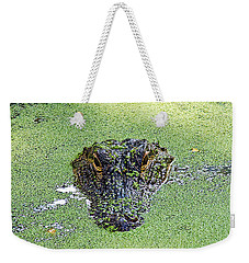 Watching You Weekender Tote Bag by Kenneth Albin