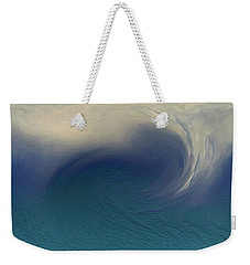 Water And Clouds Weekender Tote Bag