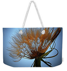 Weeds Can Be Beautiful Weekender Tote Bag